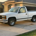 1992 Chevrolet 454 Ss Truck New Old Cars