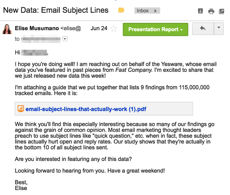 How To Write A Follow Up Email After A Sales Proposal To