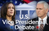 US election: Mike Pence, Kamala Harris face off in vice-presidential debate | FULL
