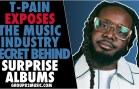 T-Pain Exposes The Music Industry Secret