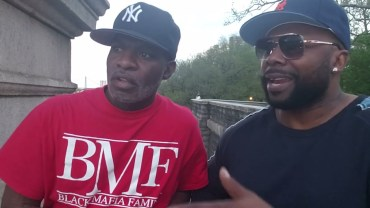 Kal Dawson (black Rob manager) Comes clean about Jay Z,Gully T.V Mark curry and P.Diddy.