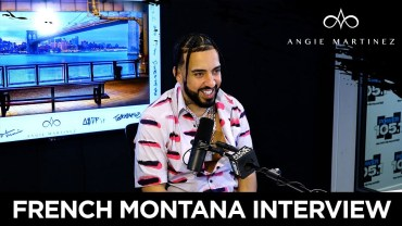 French Montana Says He's On Pop Smoke's Deluxe Album + Talks Squashing Beef With Jim Jones & 50 Cent
