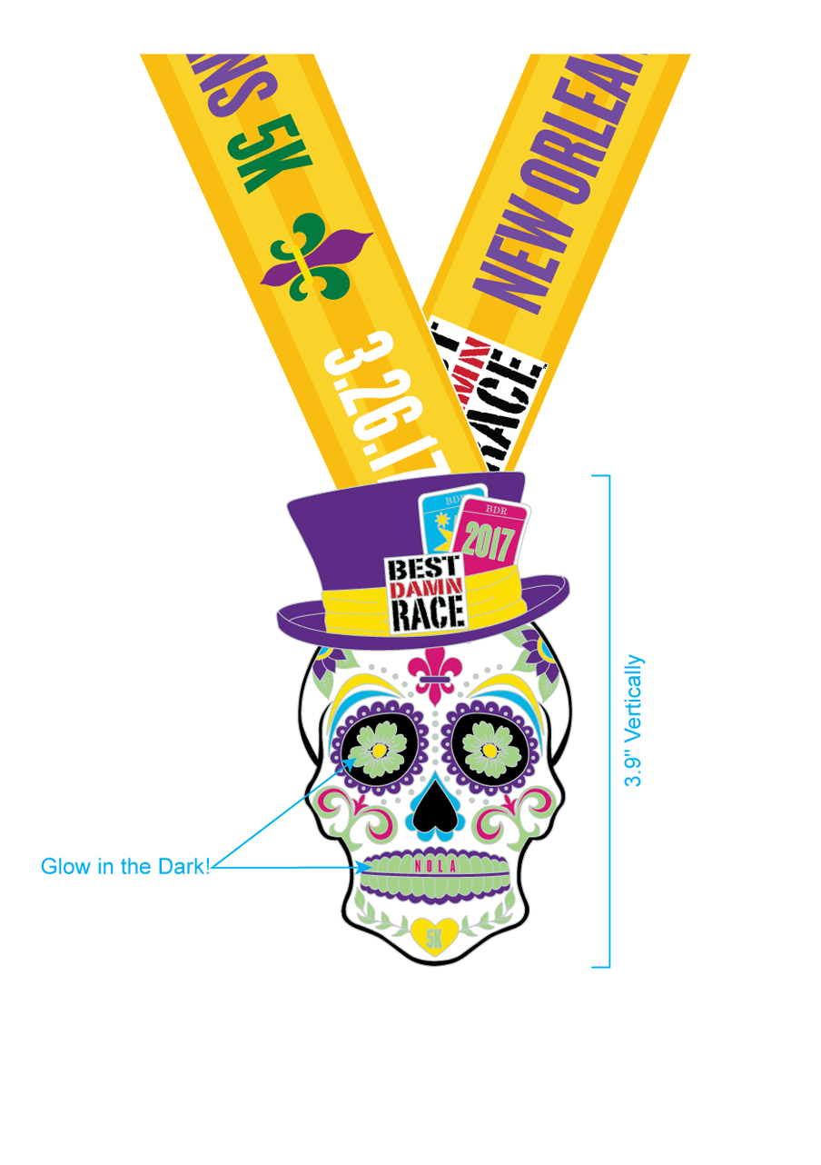 Image result for nola half marathon best damn