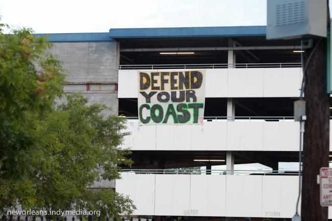 Defend Your Coast...