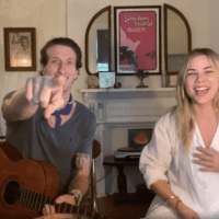 Louisiana Faves David Shaw of The Revivalists & Maggie Koerner Share 'It Don't Come Easy' Cover [Watch]