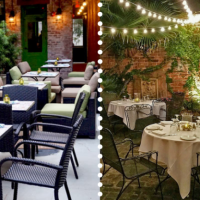 Restaurant Outdoor Patios to Enjoy Fall Weather in New Orleans