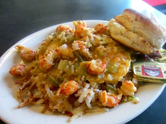 Creole Slammer Slim Goodies diner