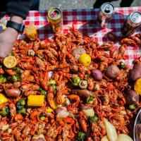 COVID Vaccine + Cajun Seafood Crawfish: Unique NOLA Vaccination Event Tomorrow