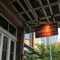 Wine on Tap, Happy Hour, Homemade Pasta & More Found at Copper Vine in the CBD