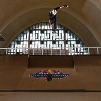 Photos: Redbull's Terminal Takeover Transformed Old MSY Airport Into Skatepark
