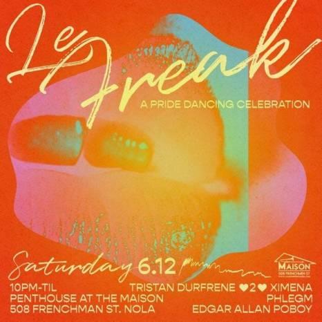 Le Freak Pride New Orleans