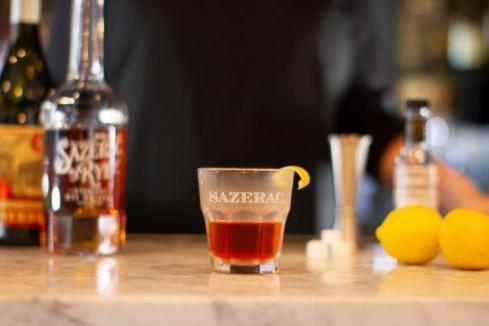sazerac cocktail week