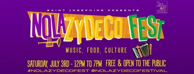 nola zydeco event 4th of july