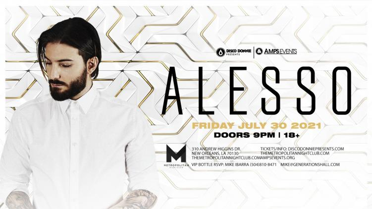 alesso new orleans