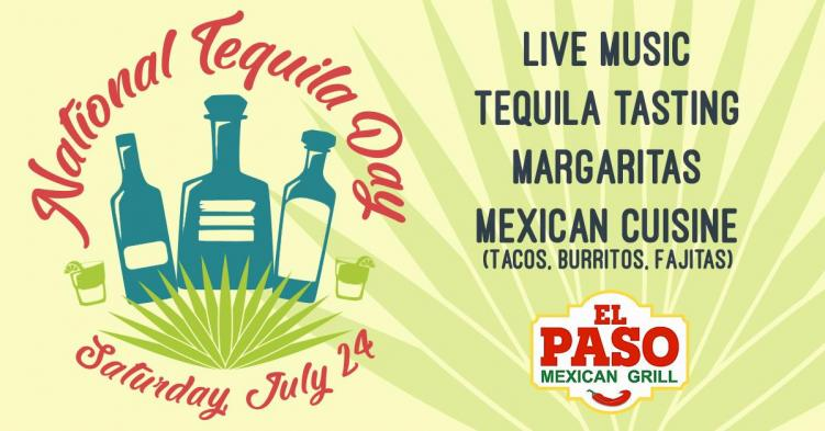 National Tequila Day Celebration At El Paso Restaurant In Metairie