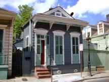 New Orleans Shotgun House Plans