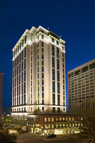 Harrahs New Orleans Hotel  New Orleans  HotelPlace of