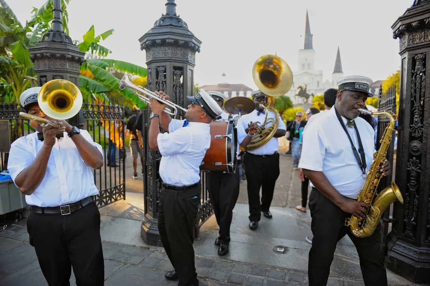 Fall Festivals in New Orleans