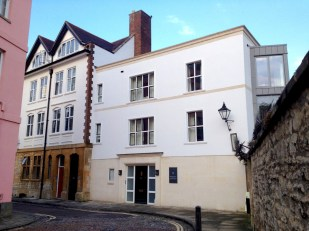 Merton College - Warden's Lodgings