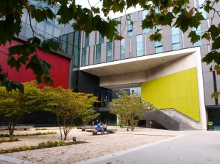 Oxford Brookes University - John Henry Brookes Building and Abercrombie Building
