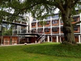 St John's College - Kendrew Quad