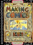 Lynda Barry Marking Comics