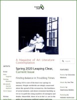 Leaping Clear - Spring 2020
