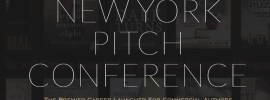 New York Pitch Conference header