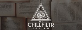 The CHILLFILTR Review logo