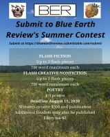 Blue Earth Review July 2020 eLitPak flier