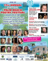 Palm Beach Poetry Festival eLitPak flier