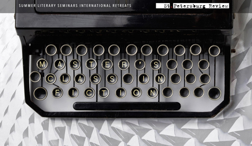 typewriter master's class in fiction