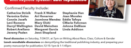 screenshot of Taos Writers Conference March, April, May 2021 eLitPak flier