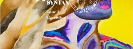 cover of Inverted Syntax Issue 3, November 2020