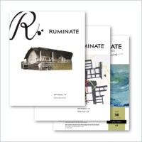 Ruminate Poetry Prize Bundle covers