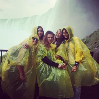 Niagara Falls... it's worth the view! ;-)