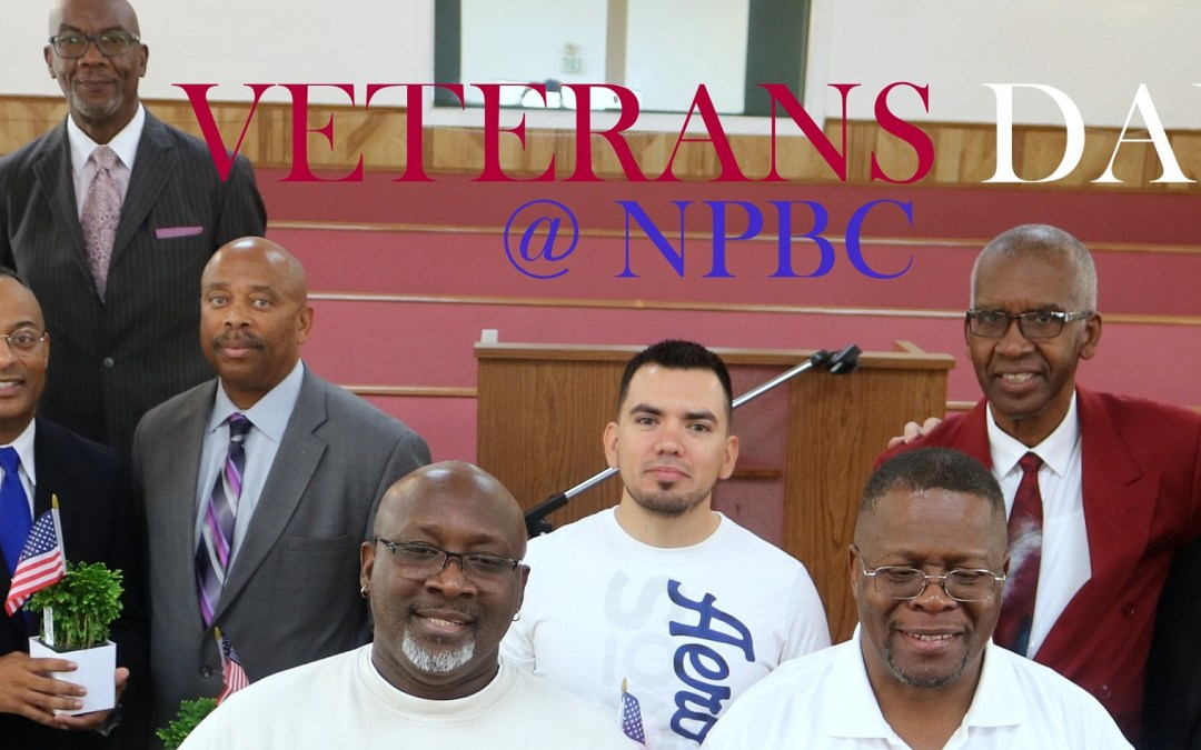 VETERANS DAY AT NPBC