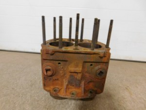 JD LATE STYLED B CYLINDER BLOCK 11027