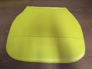 JD 1010 420 435 440 YELLOW 4 PC DELUXE SEAT SET  S116