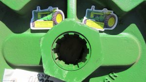 JD 70 TAPERLOCK FLYWHEEL  00709