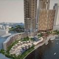 Landmark waterfront bangkok is a 11 6 billion baht project located