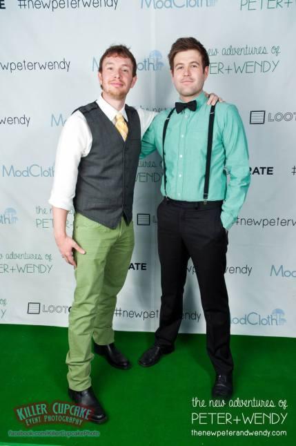 co-creators Shawn deLoache and Kyle Walters