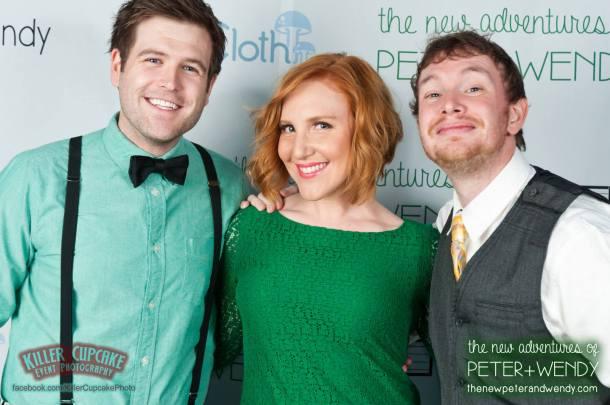 Kyle, Rachel and Shawn