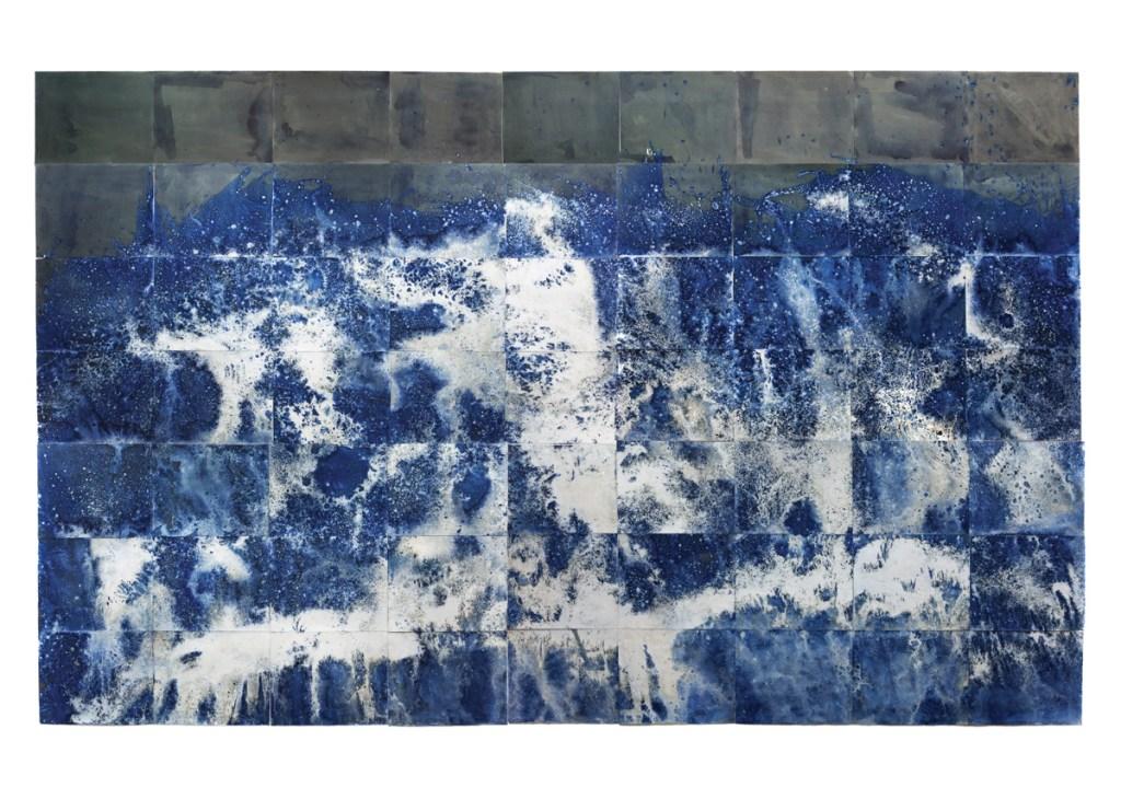 Meghann Riepenhoff - Littoral Drift Nearshore #209