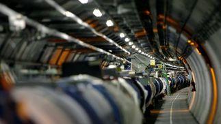 Imagen del LHC