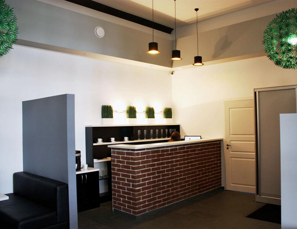 дизайн офиса лофт 5