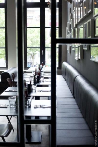 Ellis Gourmet Burger Brussel - NewPlacesToBe