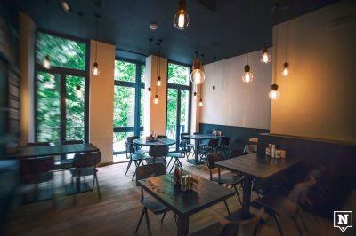Ellis Gourmet Burger Brussel II - NewPlacesToBe