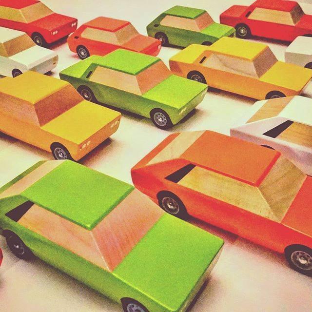 Bumbaki - drewniane auta dla dzieci i dorosłych