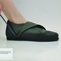 Projekt: TRIAshoes- kompaktowe obuwie miejskie [wystawa pokonkursowa 13. edycji make me! ]